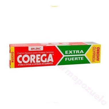COREGA ULTRA CREMA EXTRA FUERTE ADHESIVO PROTESIS DENTAL 75 ML