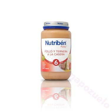 NUTRIBEN 250 POLLO TERNERA CAS