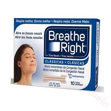 TIRA NASAL BREATHE RINGHT 10PQ