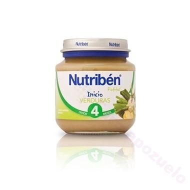 NUTRIBEN BEBE INICIO VERDURA