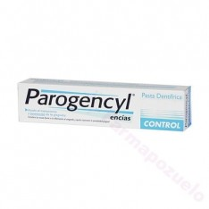 PAROGENCYL CONTROL PASTA 125ML