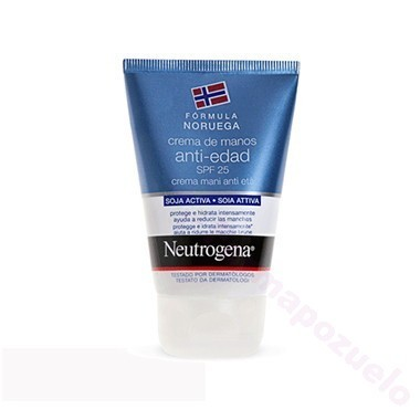 NEUTROGENA CR MANOS ANTIED 50